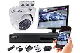 circuito cerrado de televisión - CCTV - Seguridad para tu familia